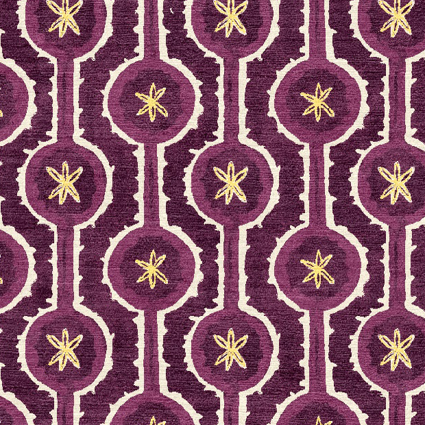 Sylvie&Mira Rug Leap Purple