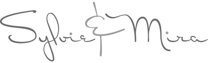 Sylvie and Mira Retina Logo