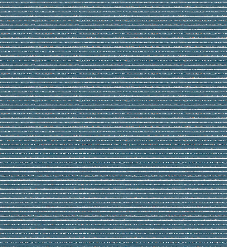 Sylvie&Mira Wallcovering Deckle Dot Blue