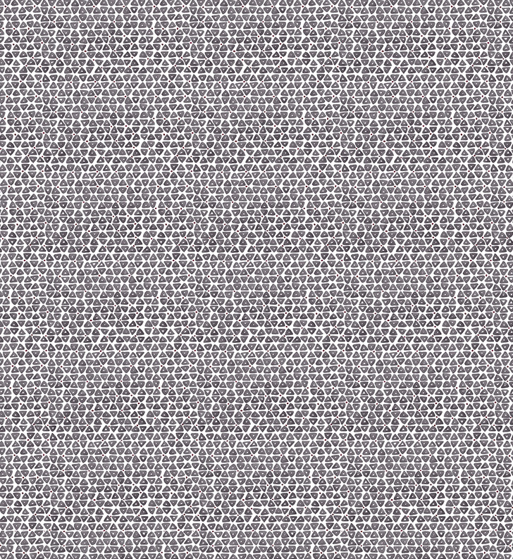 Sylvie&Mira Wallcovering TriDot Grey
