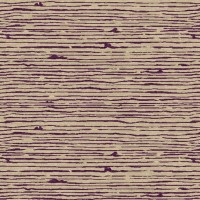 Custom wool Rug Birches Aubergine
