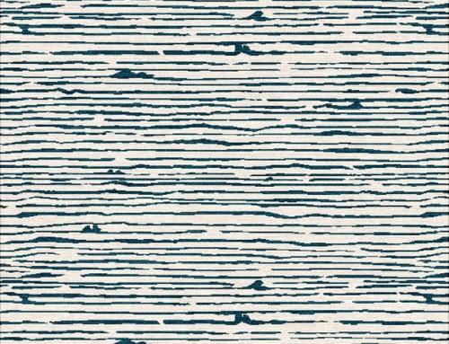 SylvieAndMira Birches Ocean Rug