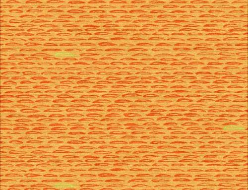 SylvieAndMira Finn Tangerine Rug
