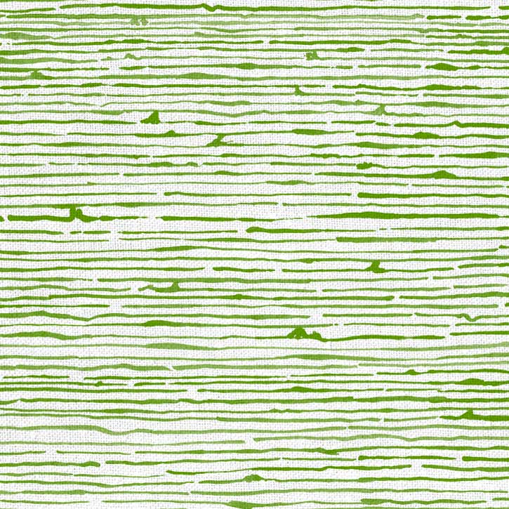 Birches Fabric Apple
