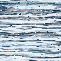Birches Fabric Ocean