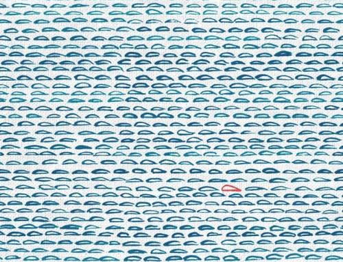 SylvieAndMira Finn Ocean Fabric