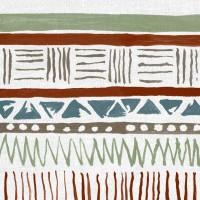 Savannah Fabric Terracotta Sage