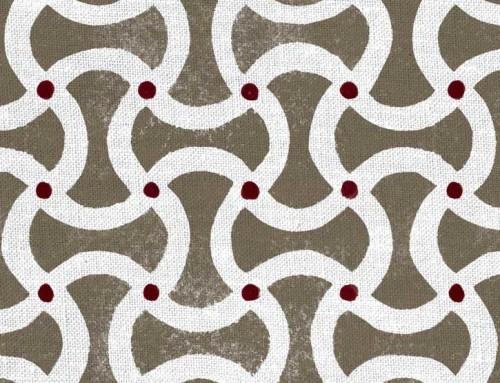 SylvieAndMira Toggle Mushroom Fabric