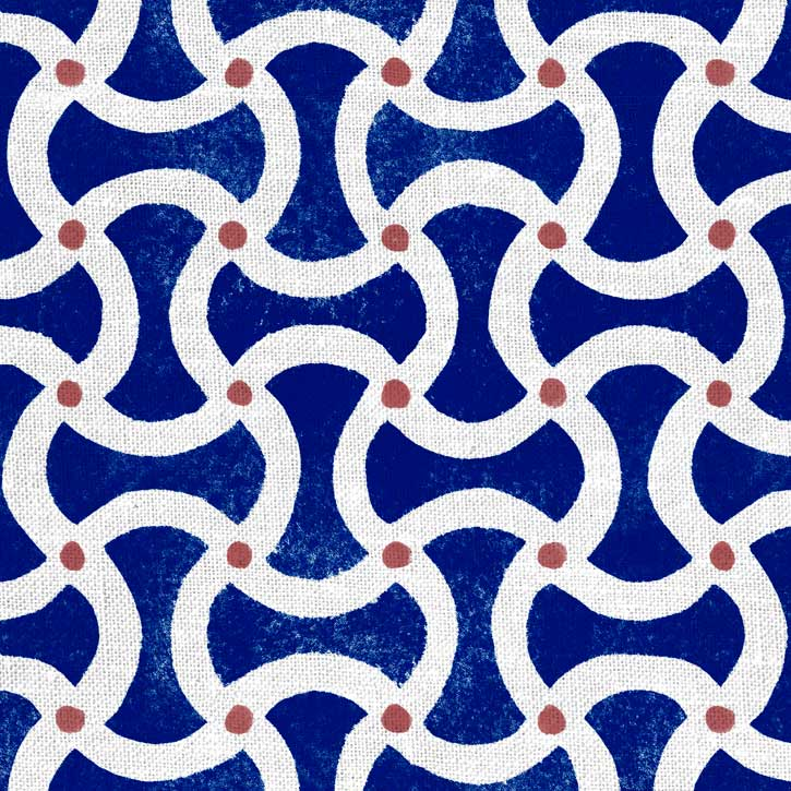 Toggle Fabric Navy