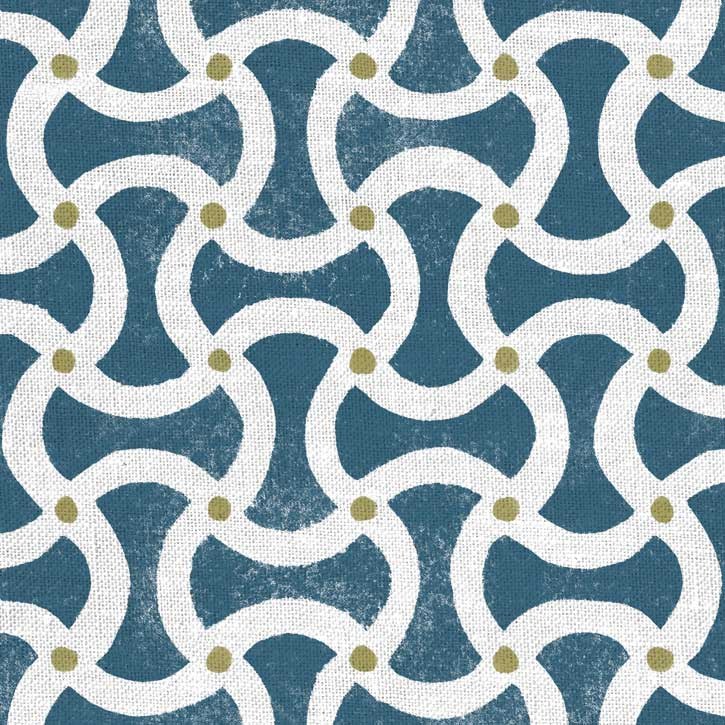 Toggle Fabric Teal