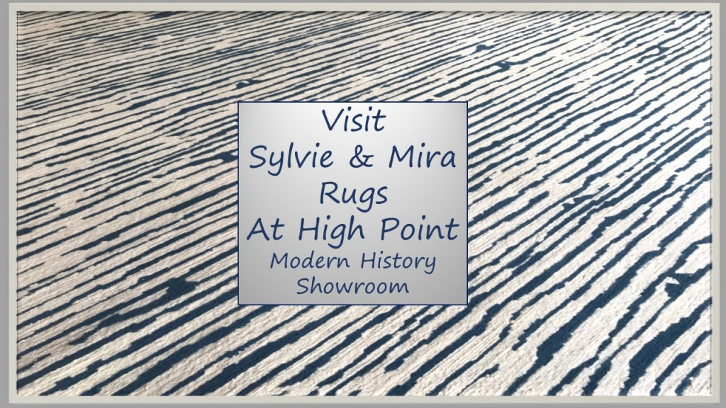 High Point Market-Modern History Showroom-Rugs