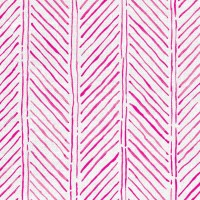 John's Feather Fabric Hot Pink