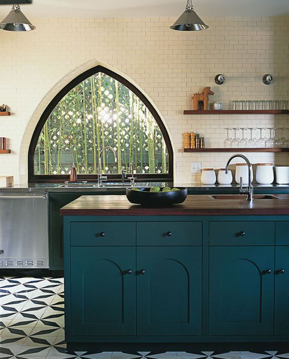 teal-kitchen-cabinetry-honestly-wtf