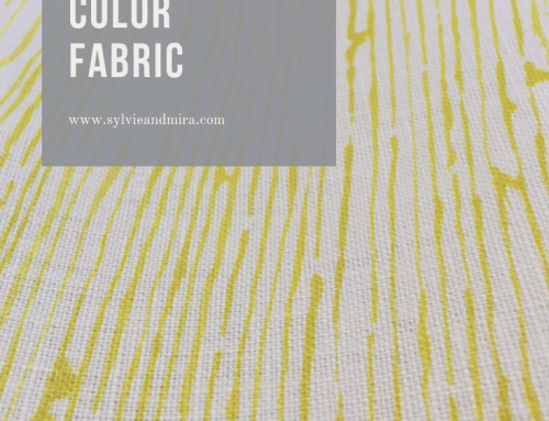 Creating Custom Color Fabric- The Bespoke Difference